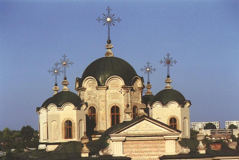 Turlele bisericii
